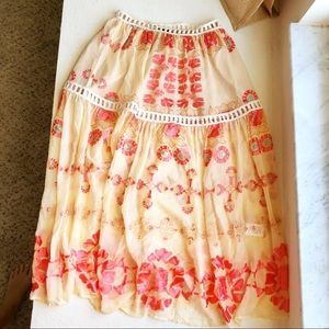 For Love & Lemons Skirt